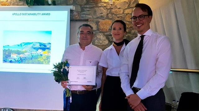 Περιβαλλοντική διάκριση του δήμου Αλοννήσου από Σκανδιναβούς τουρίστες