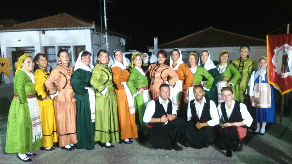 5ο Φεστιβάλ παραδοσιακών χορών Γλώσσας Σκοπέλου video