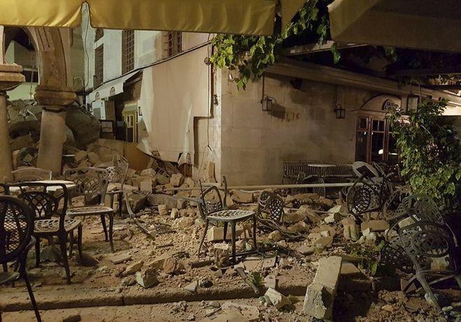 Φονικός σεισμός 6,4 Ρίχτερ στην Κω: Δύο νεκροί, τραυματίες, ζημιές (photos, videos)