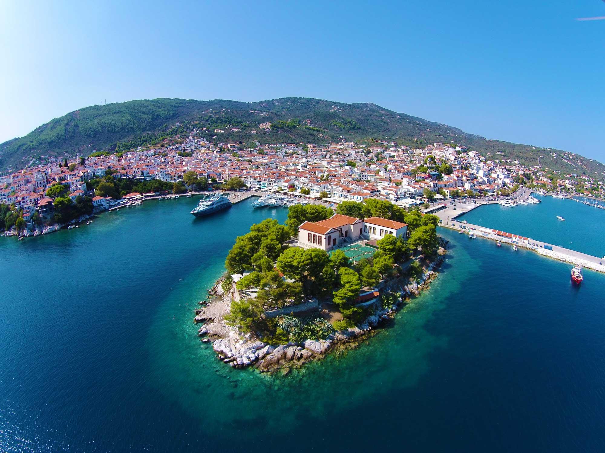 Εργα αναβάθμισης 3,5 εκατ. ευρώ στα λιμάνια Βόλου και Σκιάθου