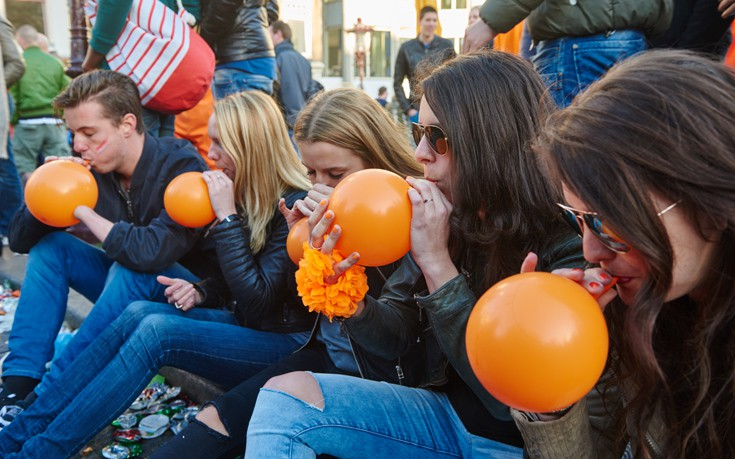 Θεσσαλονίκη: Εισαγγελική παρέμβαση για το «αέριο του γέλιου»