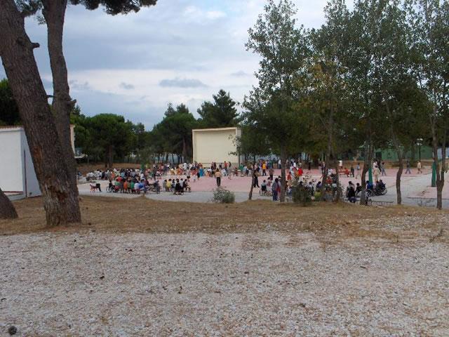 Kατασκήνωση παιδιών στο Βένετο