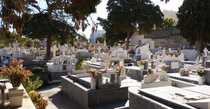 Επιτέλους έθαψαν τους νεκρούς τους στην Αγριά…