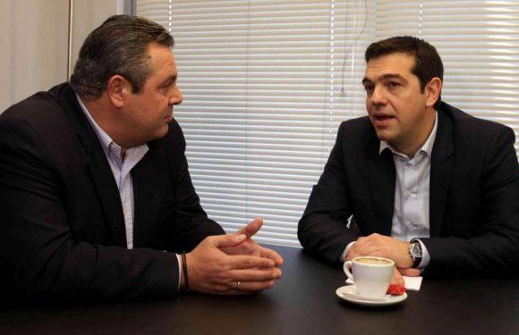 Ολιγοήμερη «ανακωχή» λόγω της επίσκεψης Μέρκελ στην Αθήνα