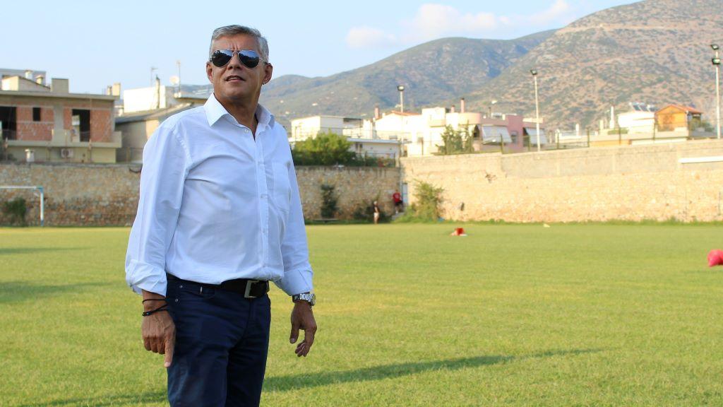 Περιφέρεια Θεσσαλίας: Νέος χλοοτάπητας στο γήπεδο του Αγίου Γεωργίου Φερών