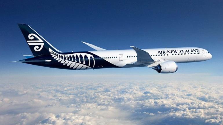 Αναστολή κρατήσεων για τις διεθνείς πτήσεις προς τη Νέα Ζηλανδία