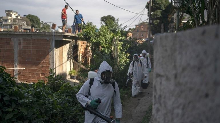 Η επιδημία του νέου κορωνοϊού σταμάτησε να αυξάνεται ραγδαία