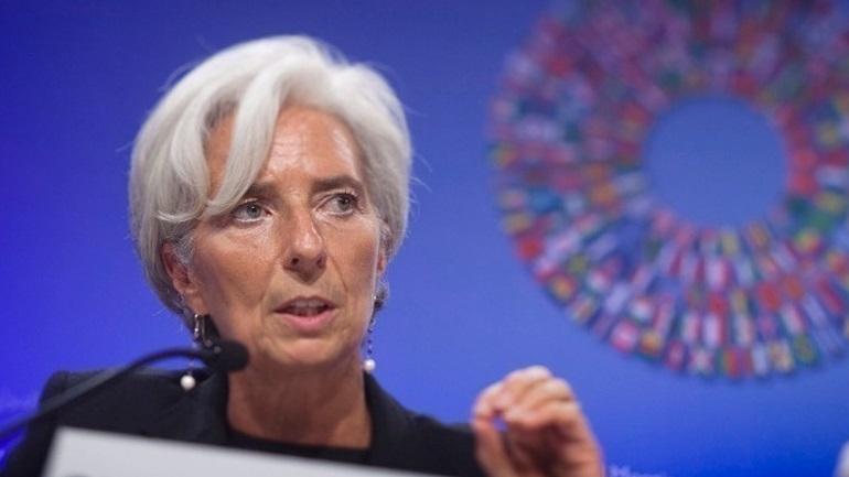 Η Κριστίν Λαγκάρντ εξαίρει τη διαχείριση της κρίσης του κορωνοϊού από γυναίκες ηγέτιδες