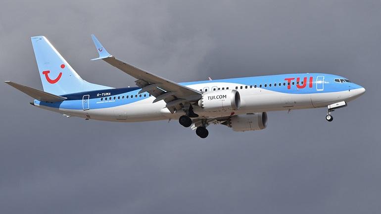Το ταξιδιωτικό πρακτορείο TUI ακύρωσε όλες τις πτήσεις της Κυριακής από το Ηνωμένο Βασίλειο για την Ισπανία