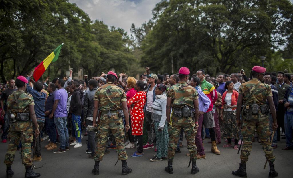 Αιθιοπία: Πολύνεκρες διαδηλώσεις μετά τον θάνατο δημοφιλούς μουσικού