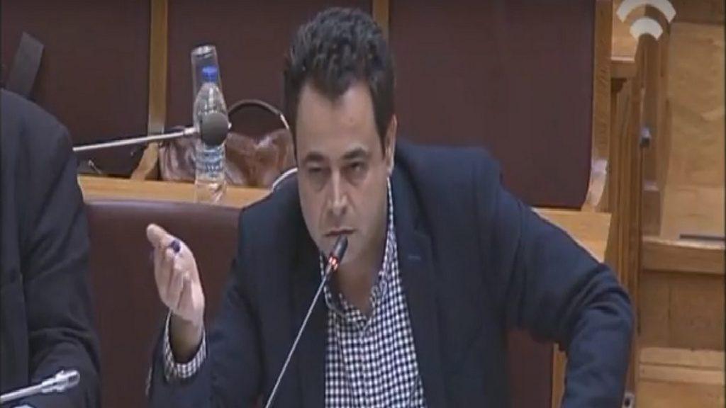 Ερωτήματα απο τον βουλευτή  Ν. Σαντορινιό για τον Μοριακό Αναλυτή