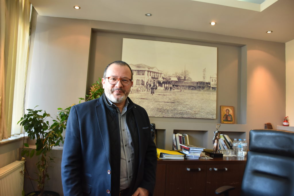 Διαμαρτύρεται ο δήμος Κομοτηνής για την έλλειψη κλιμακίου ΕΟΔΥ στο τελωνείο της Νυμφαίας