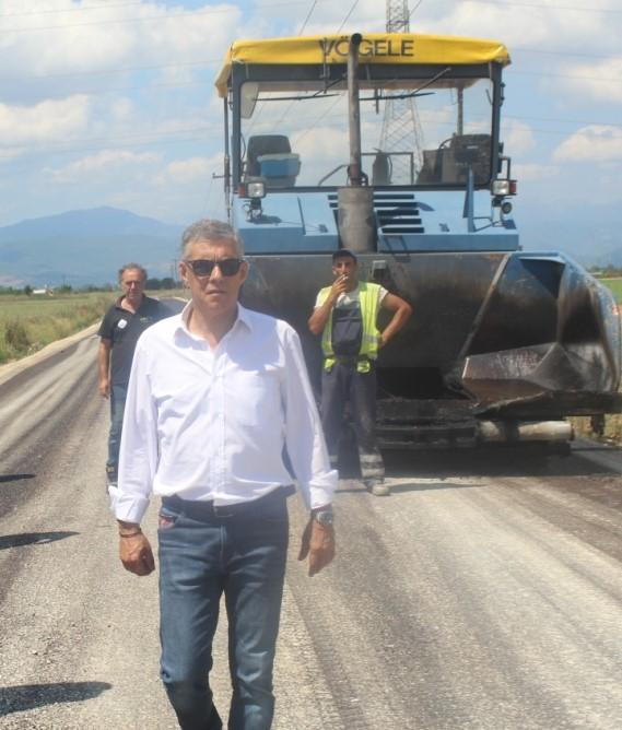 Παρεμβάσεις 830 χιλ. ευρώ στο αγροτικό οδικό δίκτυο της ορεινής Βερδικούσιας