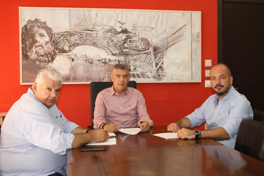 Δημιουργείται Film Office στην Περιφέρεια Θεσσαλίας