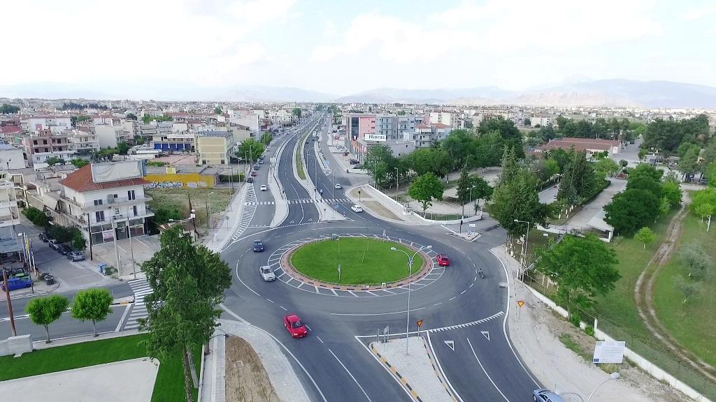 Προχωρά η μελέτη βελτίωσης του δρόμου από τον κόμβο Βιοκαρπέτ ως τη Νίκαια