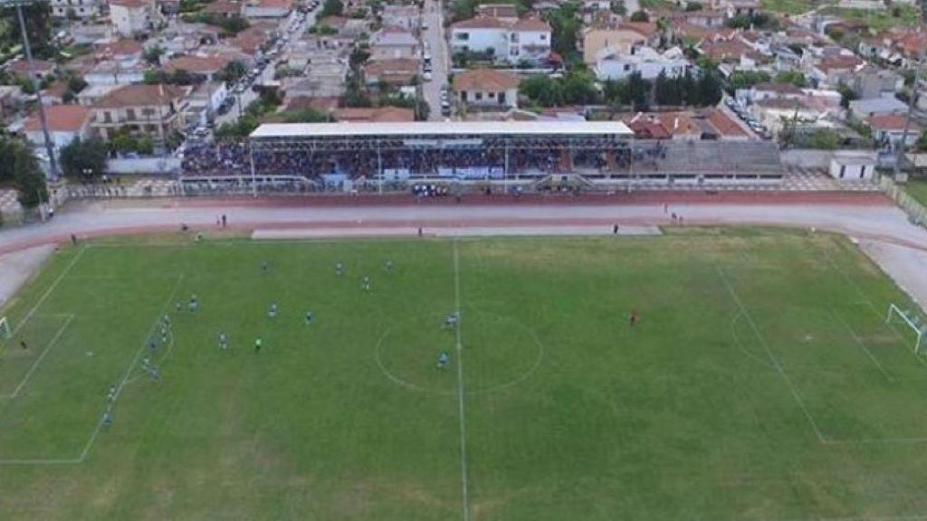 Βελτιώσεις στα δημοτικά γήπεδα Ευξεινούπολης, Σούρπης και Πλατάνου Αλμυρού