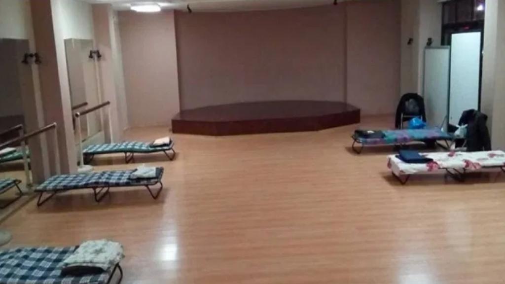 Βόλος: Ανοιχτό τις ημέρες του ψύχους το Κοινωνικό Κέντρο Αγίων Αναργύρων
