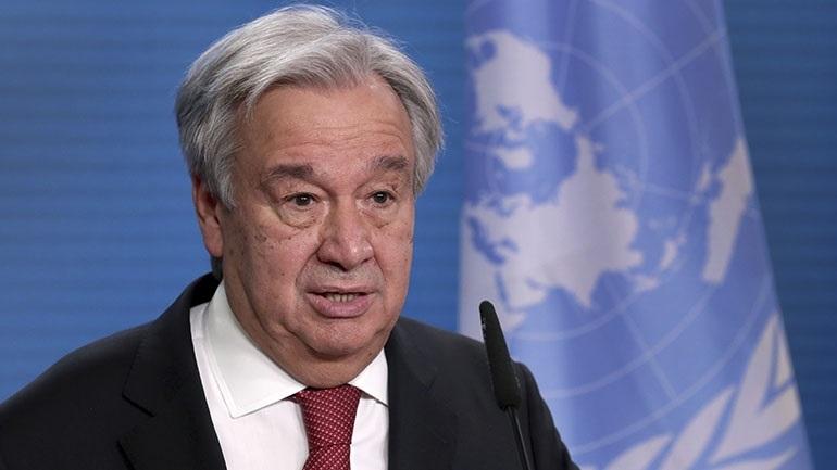 Ο ΓΓ του ΟΗΕ εισηγείται την ανάπτυξη διεθνούς αποστολής άοπλων παρατηρητών στη Λιβύη