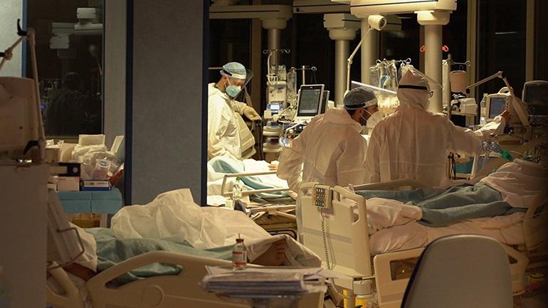 Τα νοσοκομεία της Ιρλανδίας σύντομα δεν θα είναι σε θέση να ανταπεξέλθουν στον αυξημένο αριθμό ασθενών