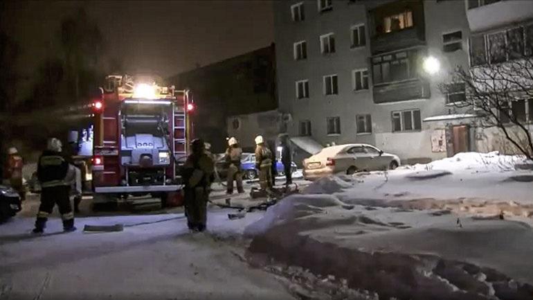 Οκτώ νεκροί από πυρκαγιά σε πολυκατοικία στην περιοχή των Ουραλίων
