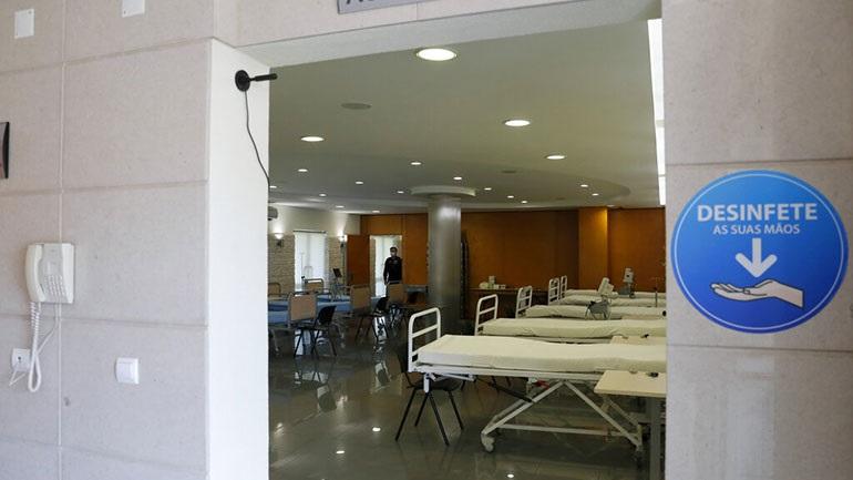 Υπό πίεση τα νοσοκομεία της Πορτογαλίας