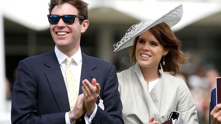 Η πριγκίπισσα Ευγενία μόλις μοιράστηκε μία αδημοσίευτη φωτογραφία με τον Jack Brooksbank από αρραβώνα τους