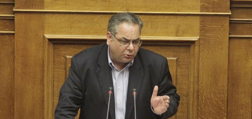 Γ. Λαμπρούλης: Η κυβέρνηση παρουσιάζει μια εικονική πραγματικότητα για τα νοσοκομεία