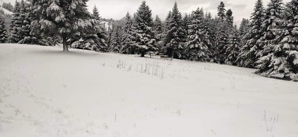 Έκτακτο δελτίο: Έρχονται χιονοπτώσεις στη Θεσσαλία