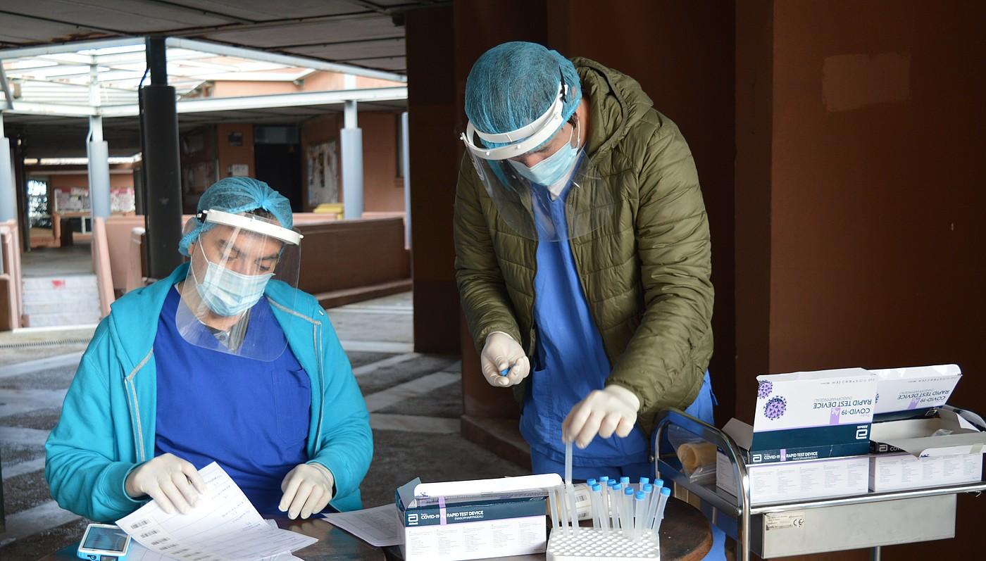 Αναβάλλονται τα αυριανά rapid test στα Φάρσαλα λόγω παγετού