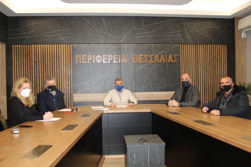 """Νέα στέγη αποκτούν το παρθεναγωγείο Μεταξοχωρίου και το πολιτιστικό κέντρο """"Χρυσαλλίδα"""""""