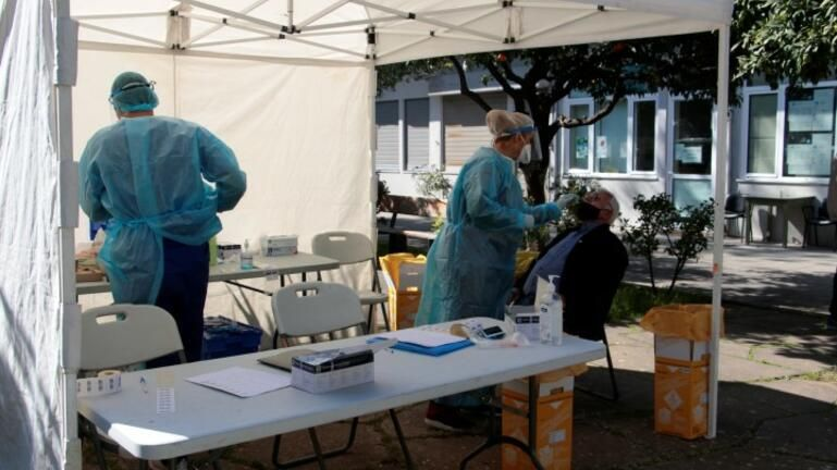Rapid test στο κοινωνικό παντοπωλείο του Δήμου Χανίων