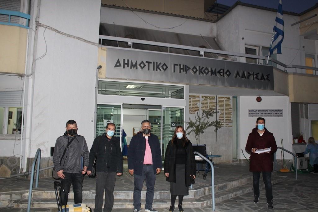 Έλεγχοι σε Γηροκομείο και κοιτώνες της Αβερωφείου Γεωργικής Σχολής
